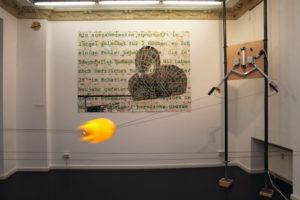 Roland Stratmann, Munich 72, 2015; Aharon Ozery, Ledminton, 2015